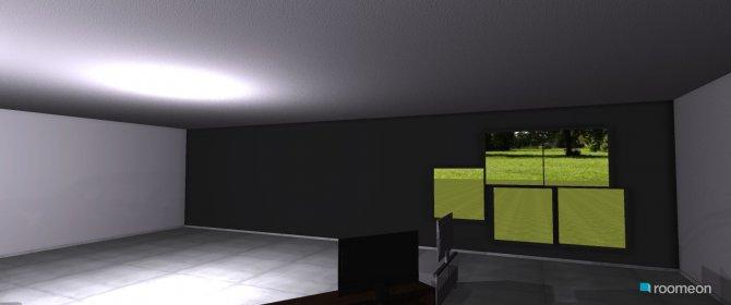 Raumgestaltung auto in der Kategorie Hobbyraum