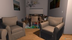 Raumgestaltung awda in der Kategorie Hobbyraum