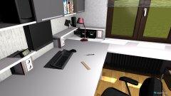 Raumgestaltung Bastelraum in der Kategorie Hobbyraum