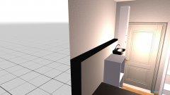 Raumgestaltung Bastelzimmer 2 in der Kategorie Hobbyraum