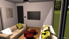 Raumgestaltung BBB in der Kategorie Hobbyraum