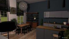 Raumgestaltung Bence és Barbi lakása 2 in der Kategorie Hobbyraum