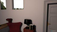 Raumgestaltung Bence és Barbi lakása in der Kategorie Hobbyraum