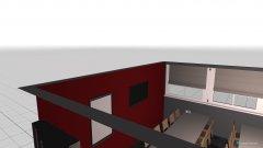 Raumgestaltung Bereitschaftsraum-Küche in der Kategorie Hobbyraum