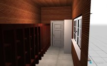 Raumgestaltung Bienenhaus in der Kategorie Hobbyraum