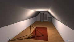 Raumgestaltung Boden in der Kategorie Hobbyraum