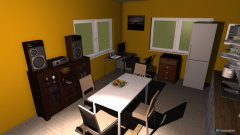 Raumgestaltung bokas in der Kategorie Hobbyraum