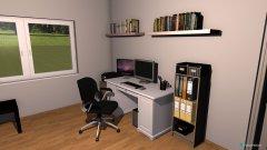 Raumgestaltung Büro in der Kategorie Hobbyraum