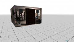 Raumgestaltung Cabin in der Kategorie Hobbyraum