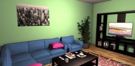 Raumgestaltung camera de zi in der Kategorie Hobbyraum