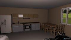 Raumgestaltung caragem in der Kategorie Hobbyraum