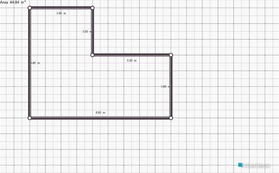 Raumgestaltung carlos in der Kategorie Hobbyraum