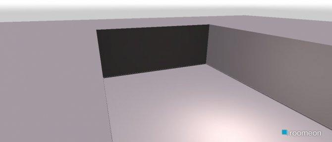 Raumgestaltung casa da tia rosa in der Kategorie Hobbyraum