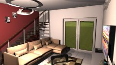 Raumgestaltung Casa de mãe in der Kategorie Hobbyraum
