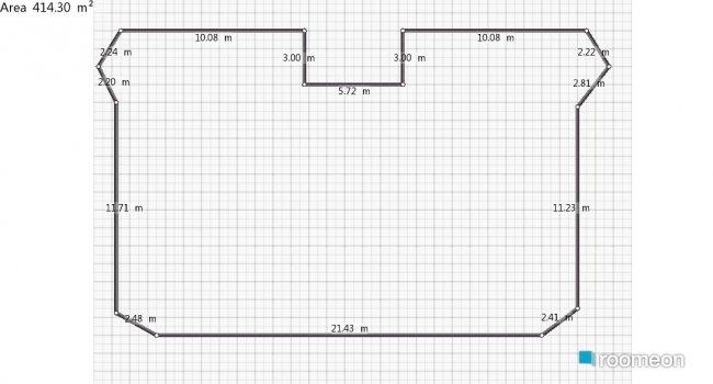 Raumgestaltung casa dos sonhos in der Kategorie Hobbyraum
