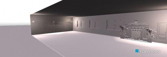 Raumgestaltung casa01 in der Kategorie Hobbyraum