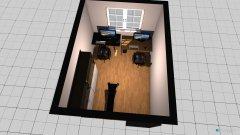 Raumgestaltung Chillen2 in der Kategorie Hobbyraum