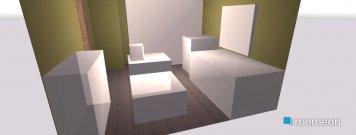 Raumgestaltung Chillout Raum in der Kategorie Hobbyraum