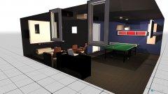 Raumgestaltung CINEGIO in der Kategorie Hobbyraum
