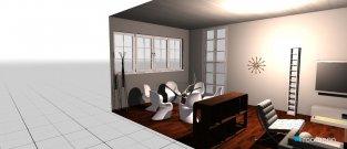 Raumgestaltung comedpr in der Kategorie Hobbyraum