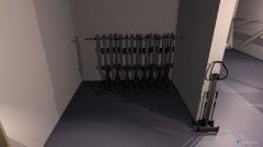 Raumgestaltung CrossFit Variante 2 in der Kategorie Hobbyraum