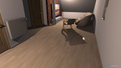 Raumgestaltung Dachgeschoß Andreas in der Kategorie Hobbyraum