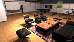 Raumgestaltung Dachgeschoss in der Kategorie Hobbyraum