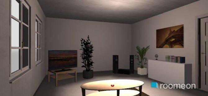 Raumgestaltung dawid in der Kategorie Hobbyraum