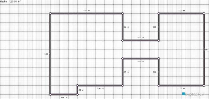 Raumgestaltung dda in der Kategorie Hobbyraum