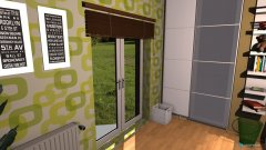Raumgestaltung Detská izba in der Kategorie Hobbyraum