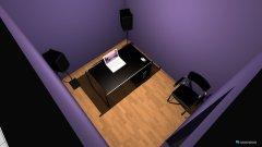 Raumgestaltung DJ RAUM in der Kategorie Hobbyraum
