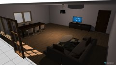 Raumgestaltung dnevna 1 in der Kategorie Hobbyraum