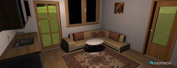Raumgestaltung Dnevna in der Kategorie Hobbyraum