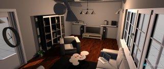 Raumgestaltung dnevni-boravak in der Kategorie Hobbyraum