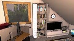 Raumgestaltung Dodi's_Männerzimmer_DG in der Kategorie Hobbyraum