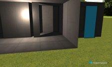 Raumgestaltung dom1 in der Kategorie Hobbyraum