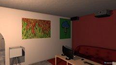 Raumgestaltung dream Gaming TV Room in der Kategorie Hobbyraum