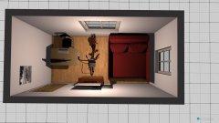 Raumgestaltung Drittes Zimmer Variante4 in der Kategorie Hobbyraum