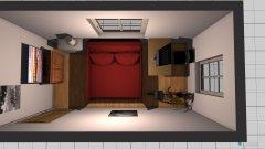 Raumgestaltung Drittes Zimmer in der Kategorie Hobbyraum
