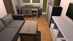 Raumgestaltung duży pokój in der Kategorie Hobbyraum