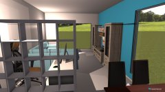 Raumgestaltung dud in der Kategorie Hobbyraum