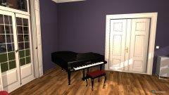 Raumgestaltung Dulux Showroom in der Kategorie Hobbyraum