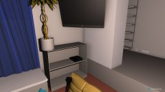 Raumgestaltung E-Systems Lounge in der Kategorie Hobbyraum