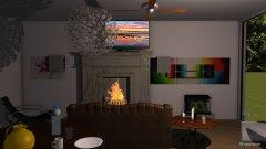 Raumgestaltung eenvoudig huis in der Kategorie Hobbyraum