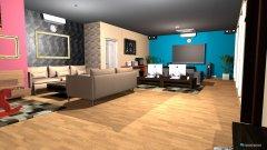 Raumgestaltung Enjoy in der Kategorie Hobbyraum