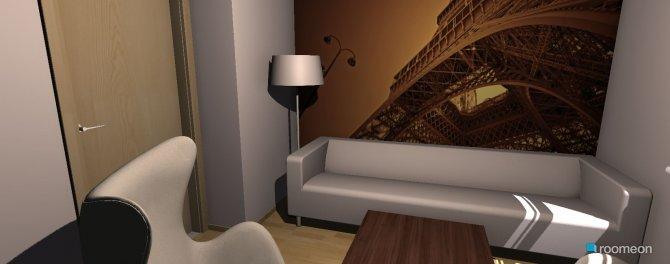 Raumgestaltung Extra-Zimmer in der Kategorie Hobbyraum