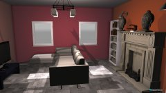 Raumgestaltung Family Room #1 in der Kategorie Hobbyraum