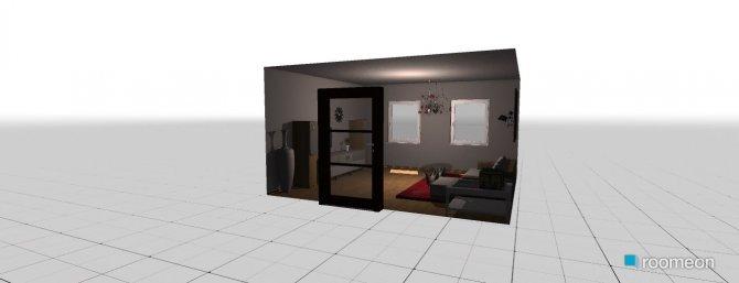 Raumgestaltung Family room in der Kategorie Hobbyraum