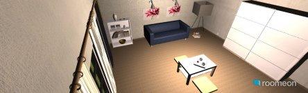 Raumgestaltung First Room in der Kategorie Hobbyraum