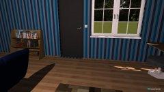 Raumgestaltung Gamer Zimmer in der Kategorie Hobbyraum